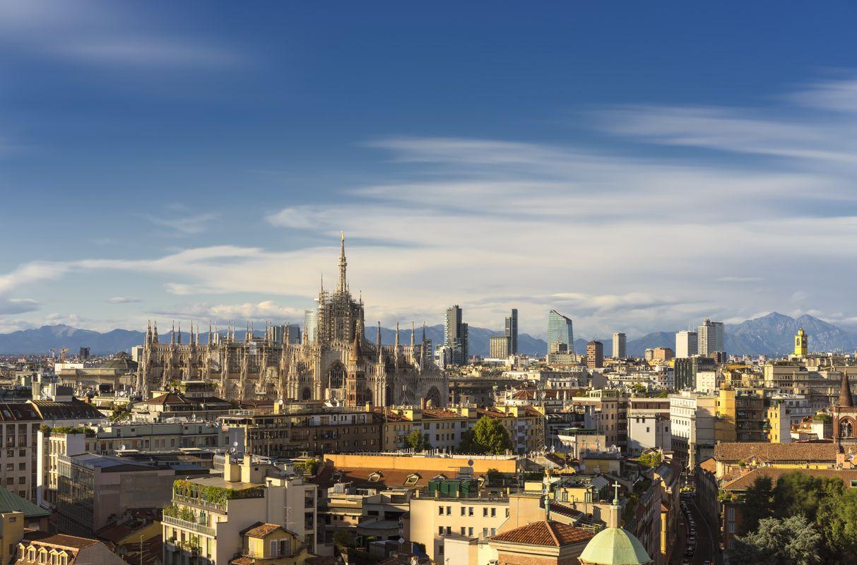 Viaggi in Italia: Milano