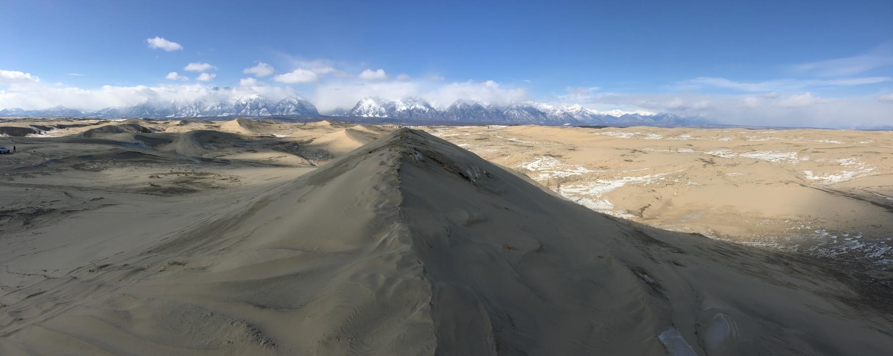 Чарские пески — одно из самых поразительных мест России