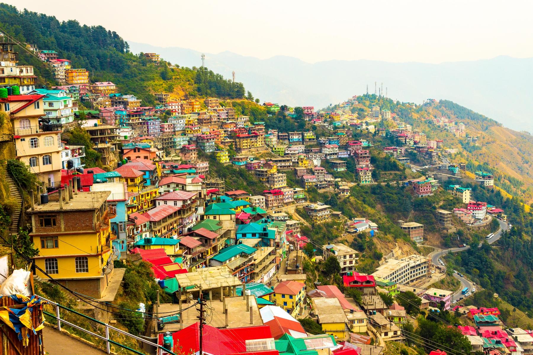 El colorido de las ciudades mexicanas es inigualable