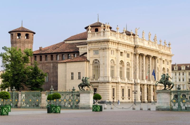 Palazzo Madama, Piazza Castello, Turin