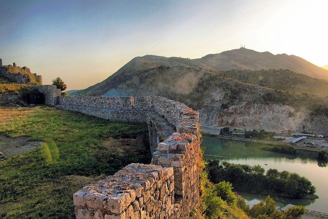 Wakacje w Albanii? Zamek Rozafy obowiązkowo do zwiedzenia