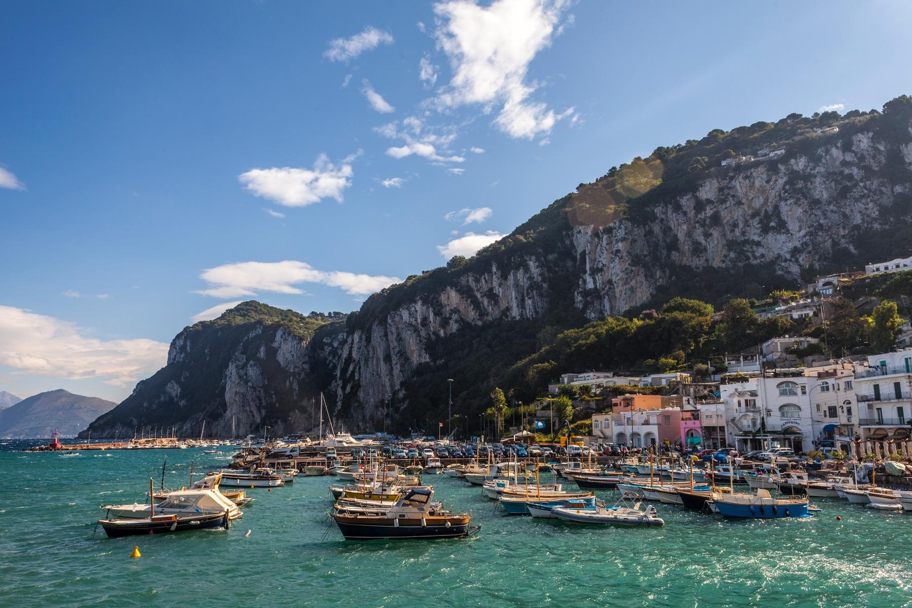 Cosa vedere a Sorrento: Capri