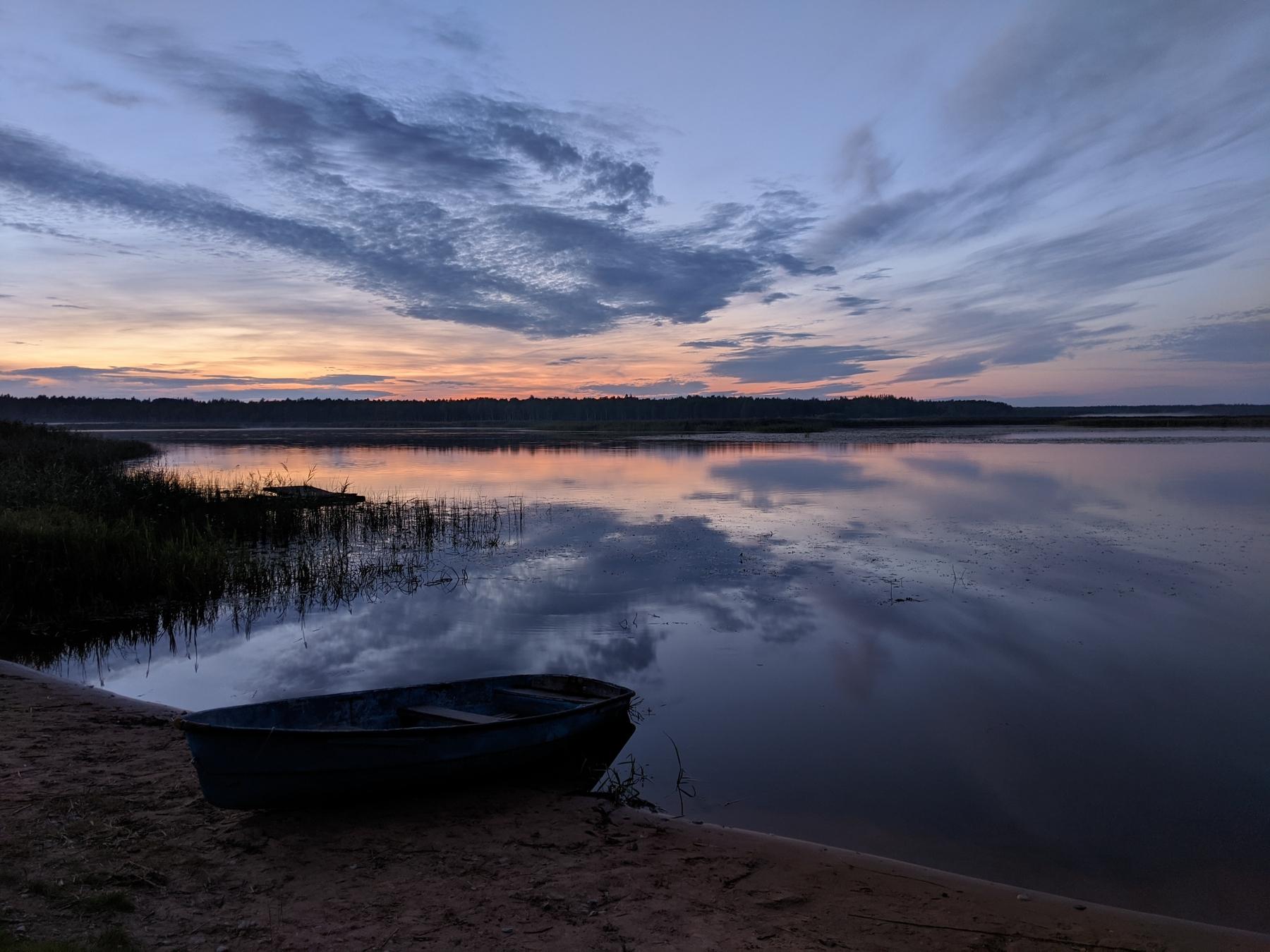 Куда поехать летом в России. Озеро Селигер