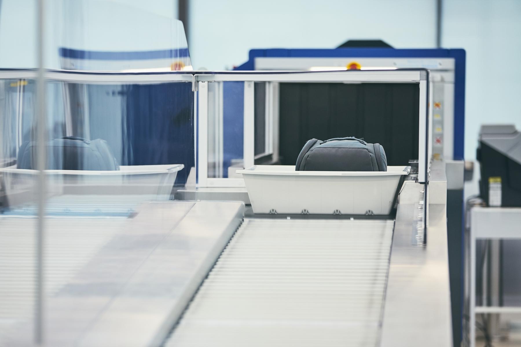 Чемоданы и остальной багаж тоже может подвергаться глубокой дезинфекции по новым правилам.