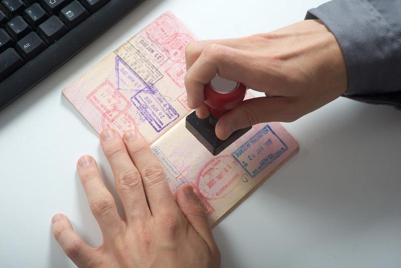 海外旅行 入国審査 英会話