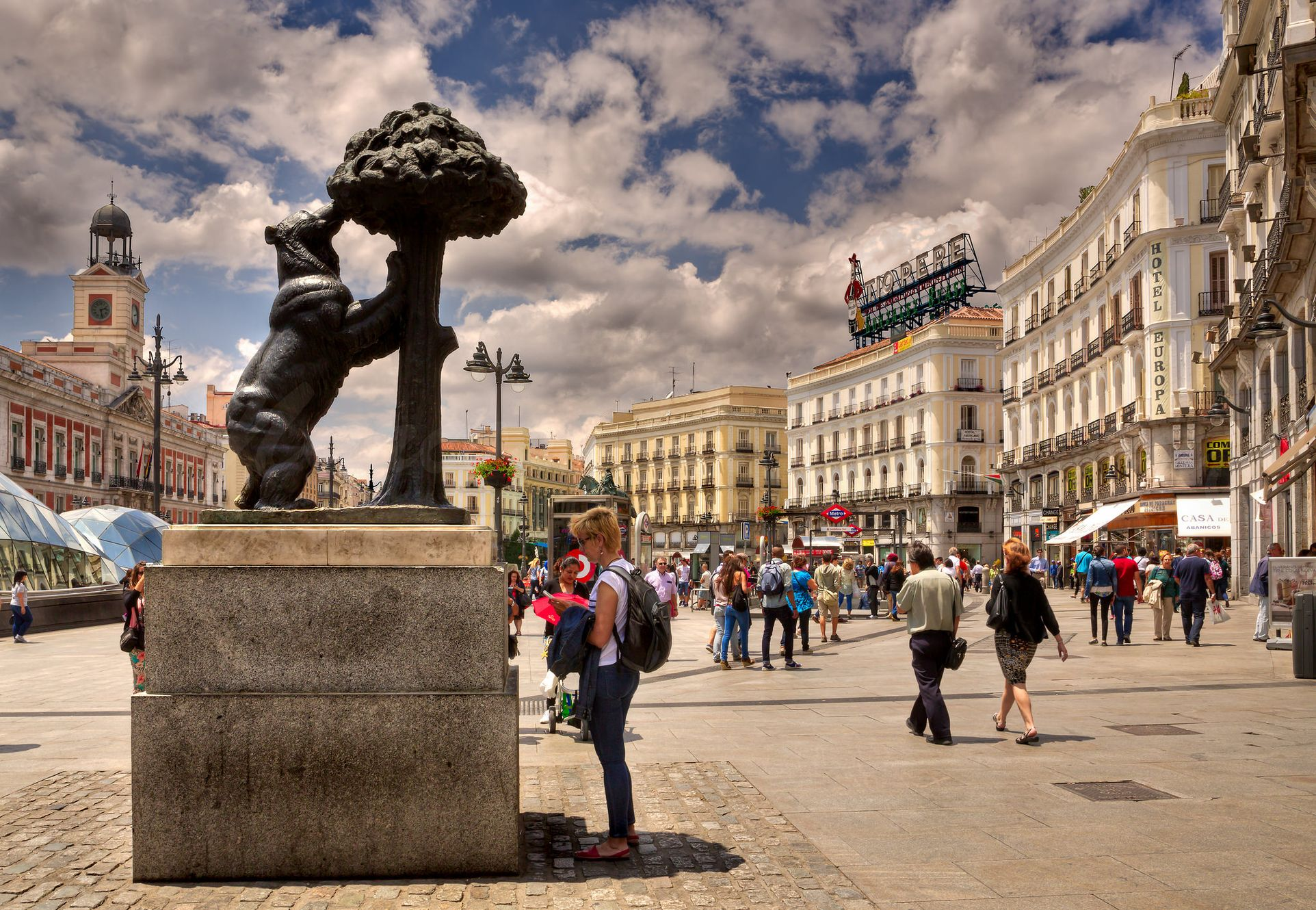 El Oso y El Madroño is one of the Spanish capital's top attractions