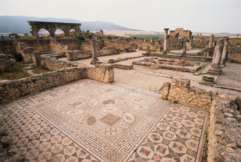 Volubilis, Marocco