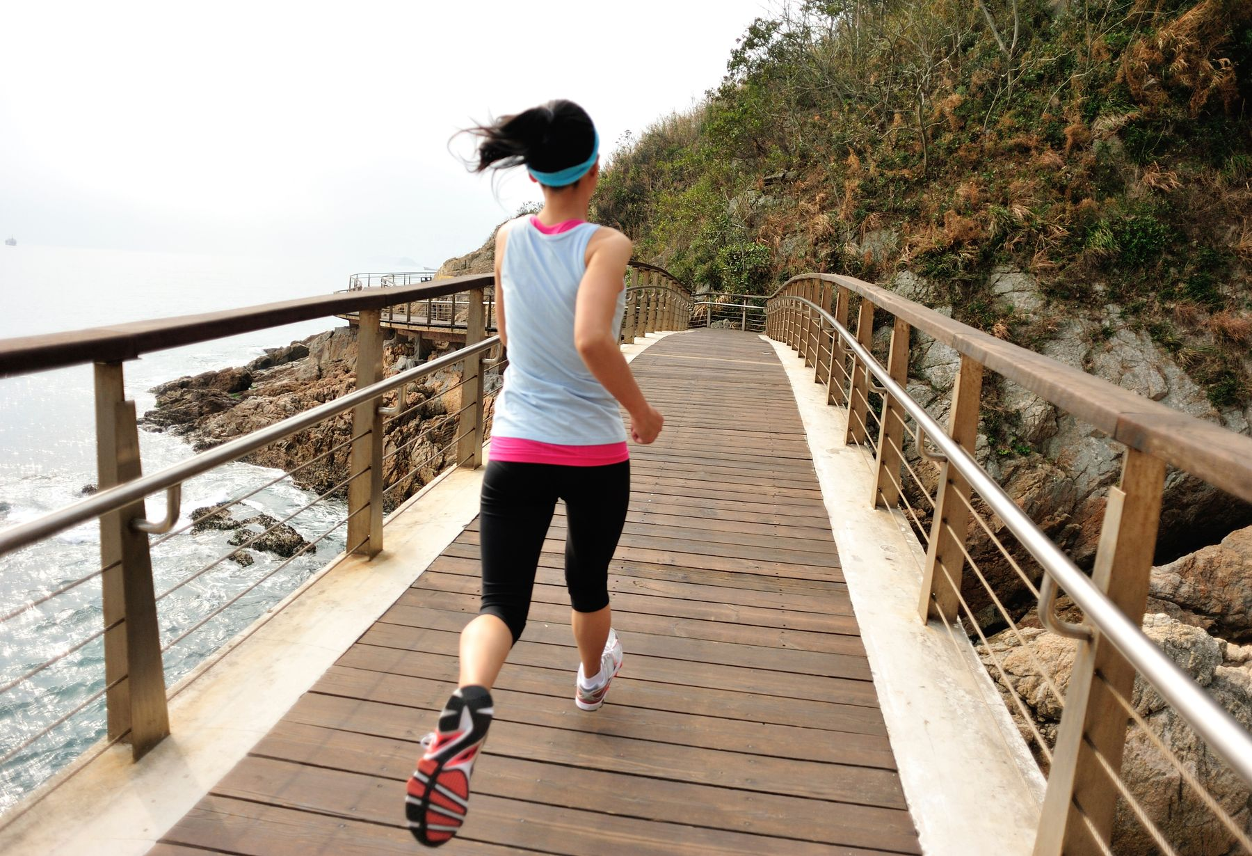 Health retreats can include exercise, diet and lifestyle advice