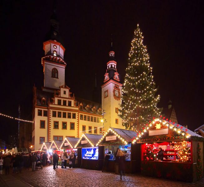 Christmas markets in Dusseldorf