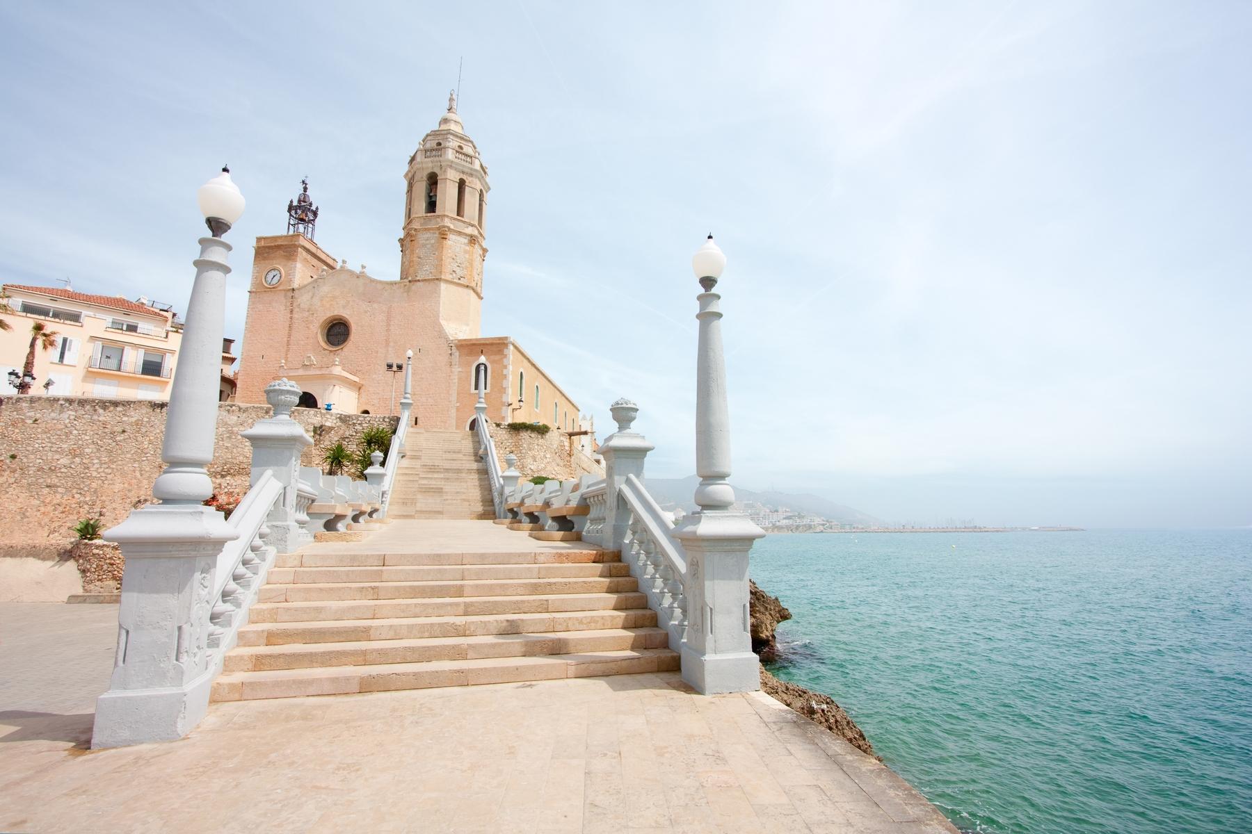 Los 20 rincones más bonitos de Cataluña: Sitges