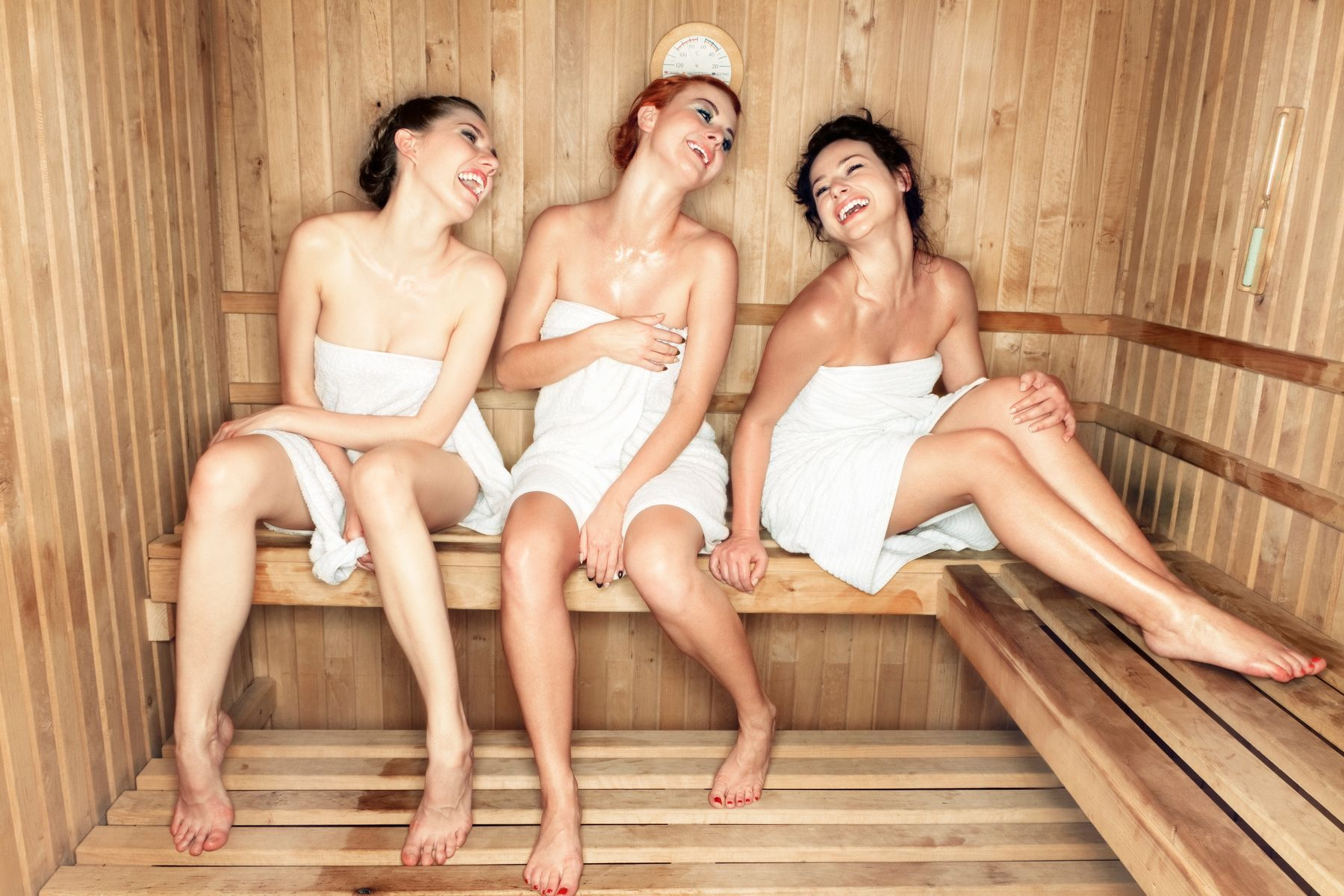 Relax with your friends in Barcelona's best spas