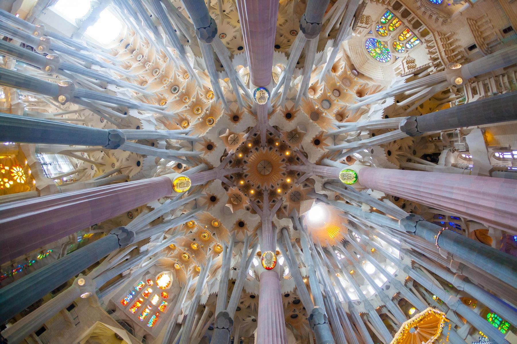 Los 20 rincones más bonitos de Cataluña: Barcelona