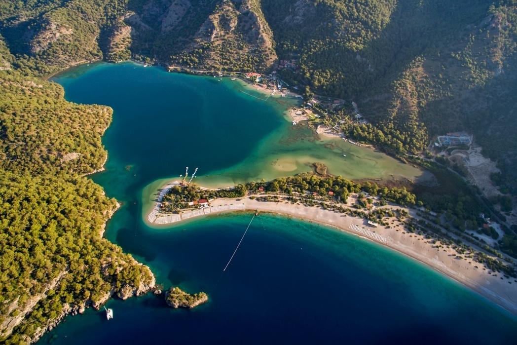 Oludeniz in Turkey - 12 of the best beaches in the world