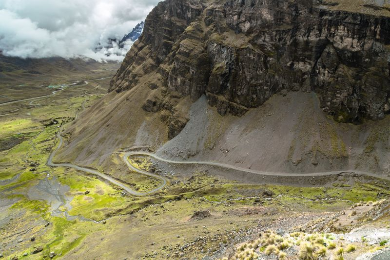 Bolivia - via degli Yungas