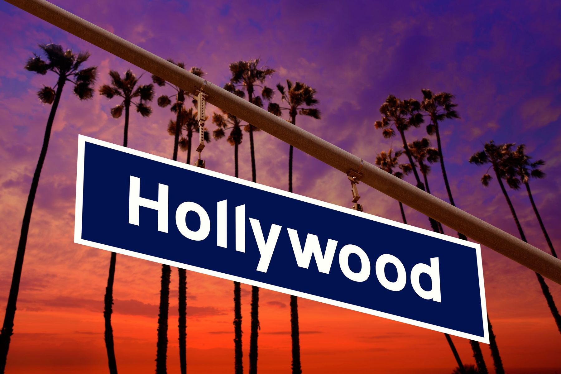 Fly from Hollywood