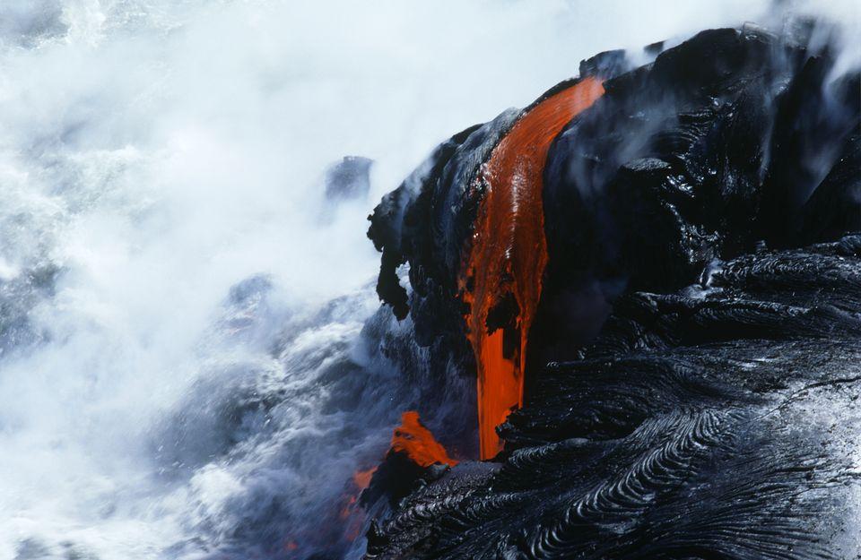Die schönsten Nationalparks der USA: Hawaii Volcanos Nationalpark, Hawaii
