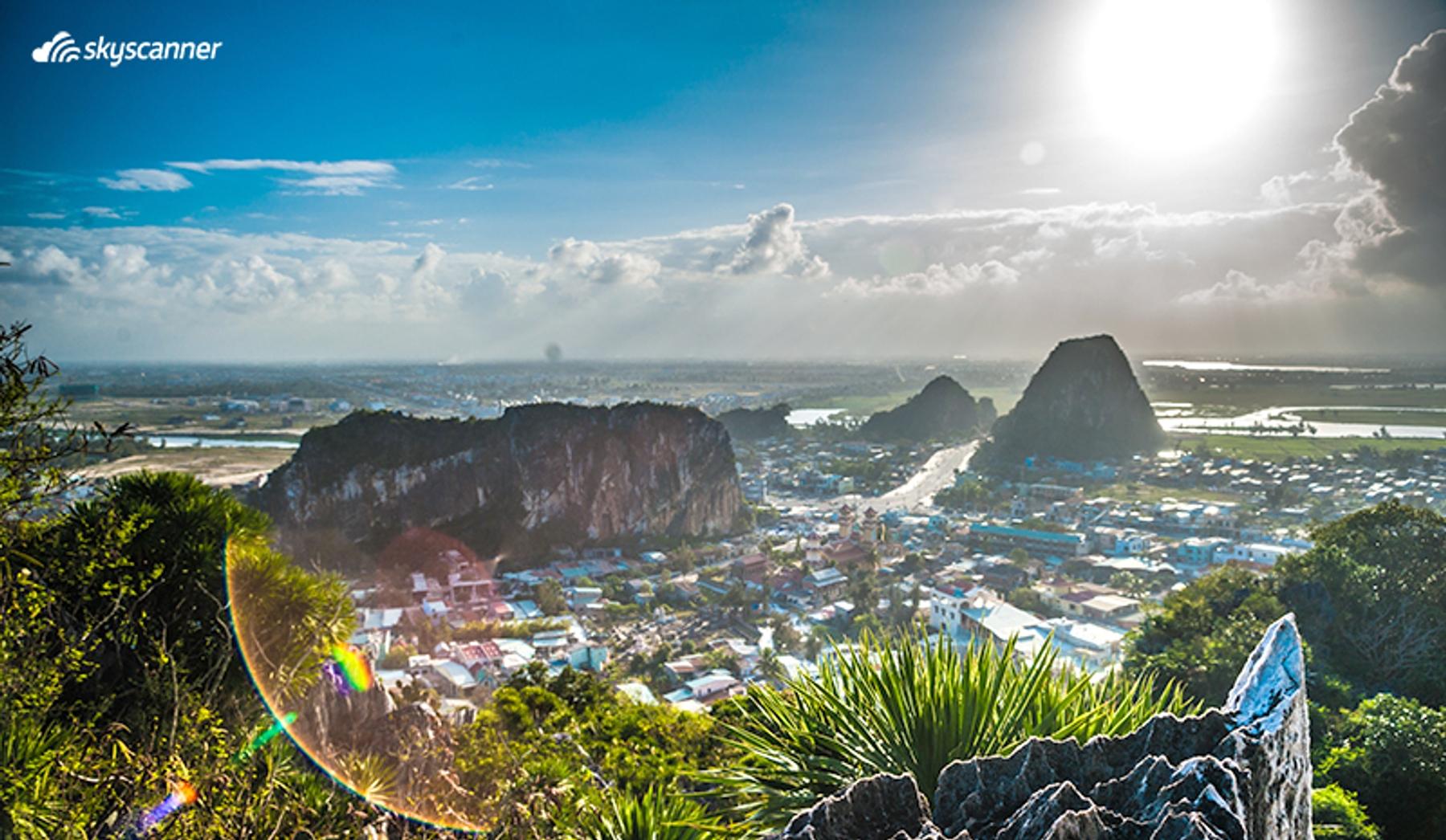 Da Nang is a great destination for cheap beach holidays