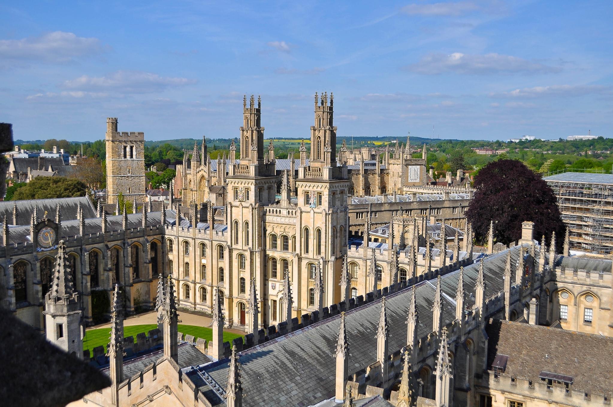 İngiltere Eğitim İngiliz Üniversiteleri - Camdridge - Oxford