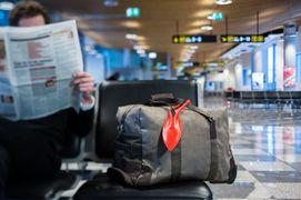 Jak wydrukować e bilet na lotnisku?