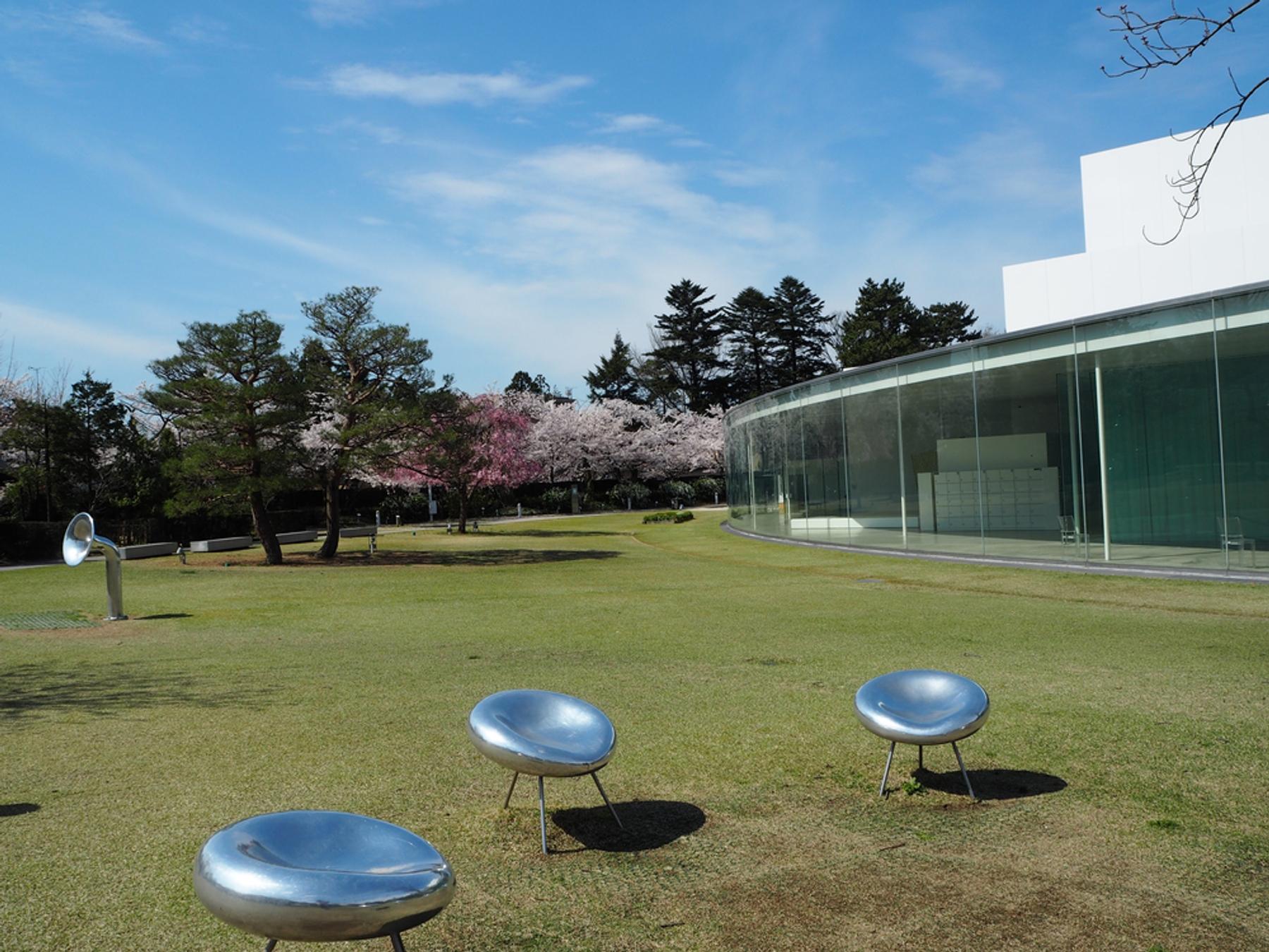 石川県 金沢21世紀美術館
