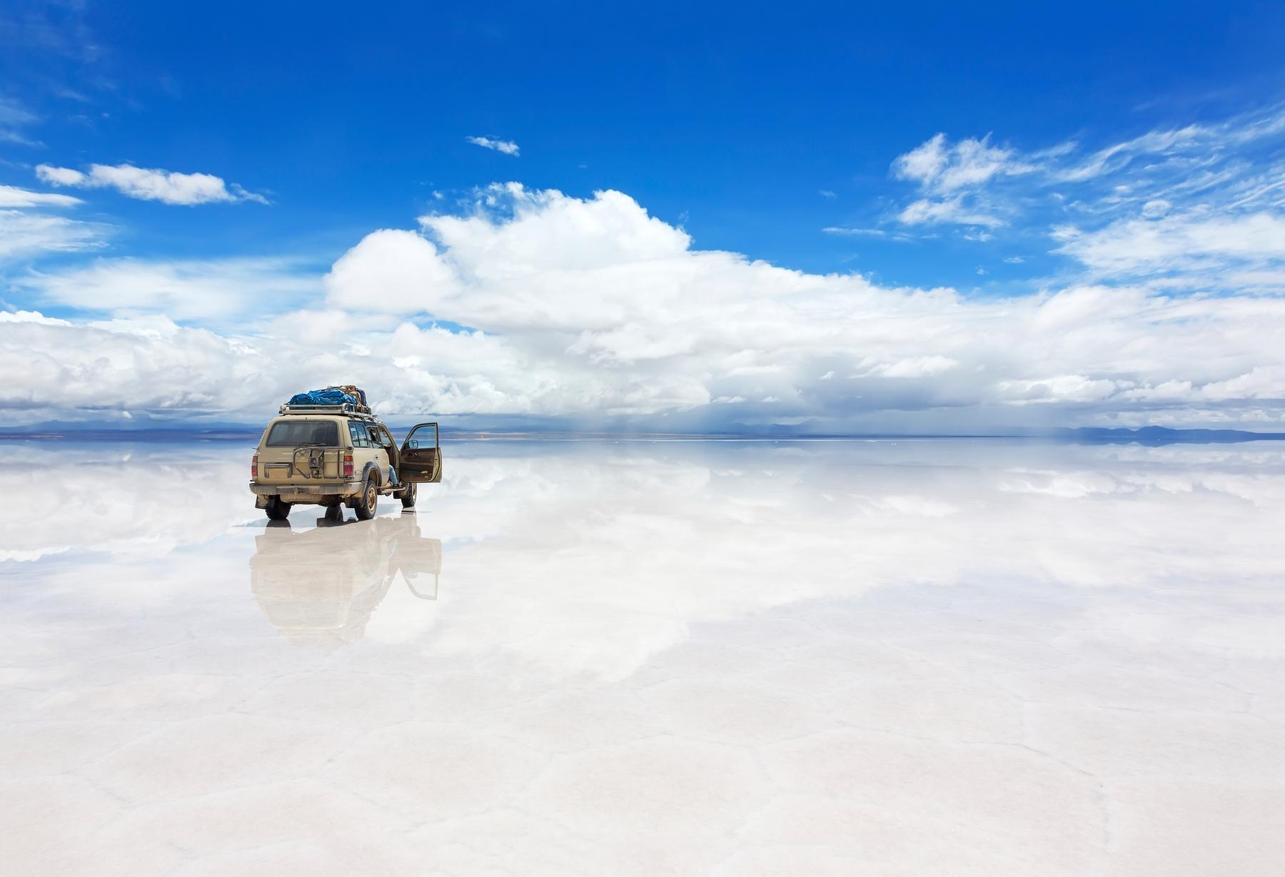 Los 20 lugares más espectaculares del mundo: Salar de Uyuni