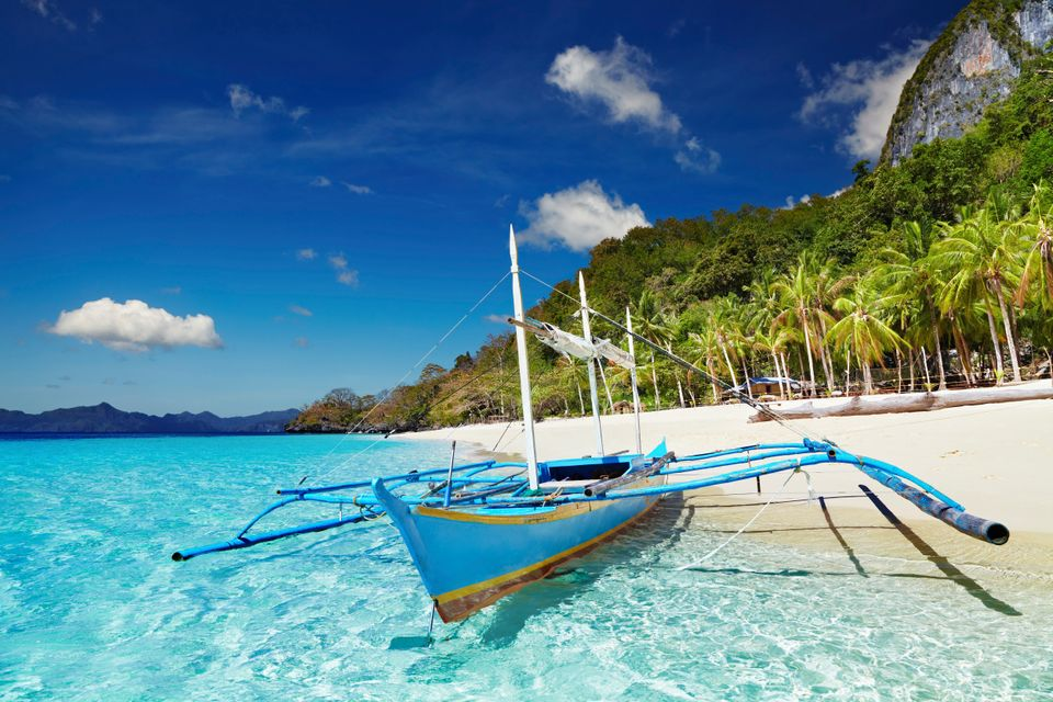 Palawan, Philippines - 12 of the most beautiful beaches in the world