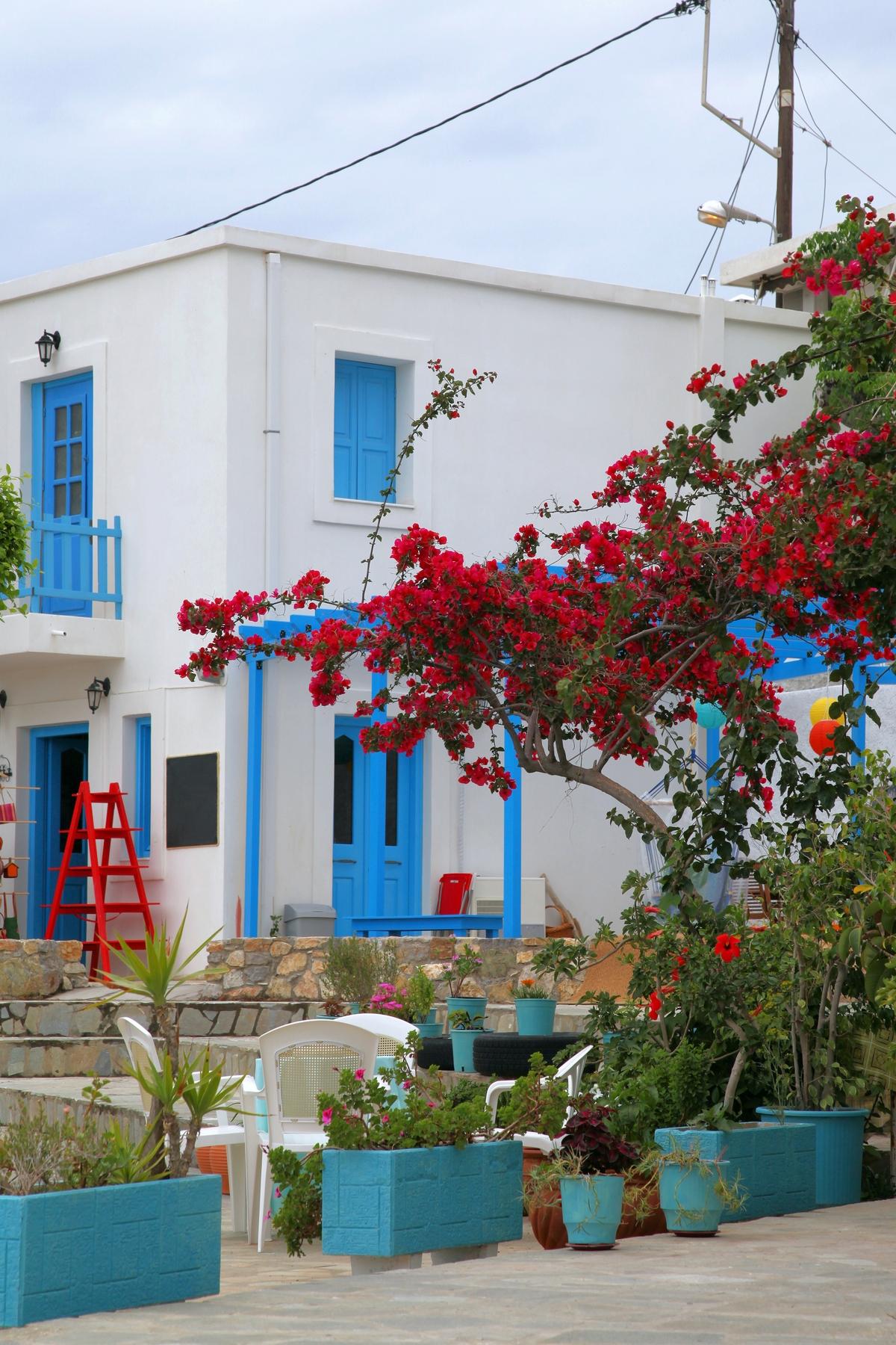 Geheime Inseln in Griechenland: Tilos