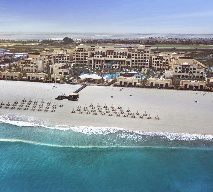 Saadiyat Adası Rotana Resort & Villas