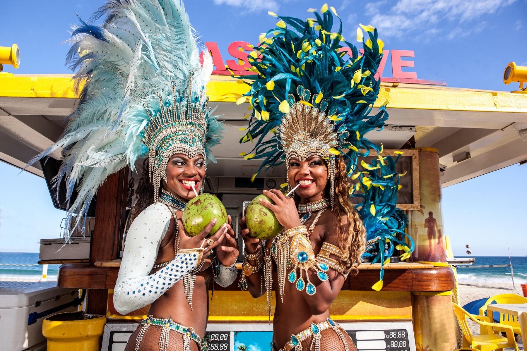 idées de voyage : Vivre le carnaval de Rio de Janeiro