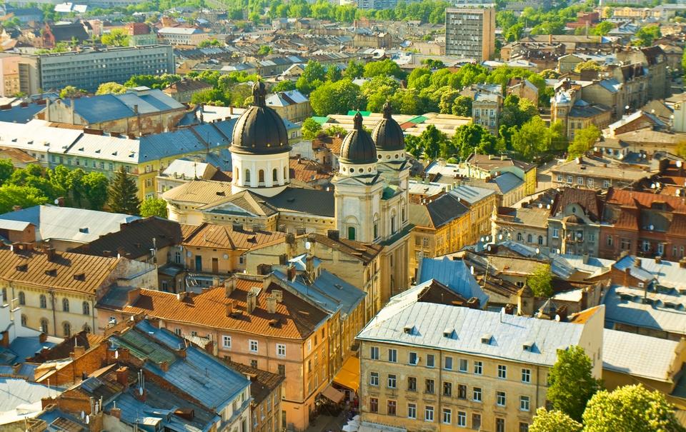 Lviv Uçak Bileti