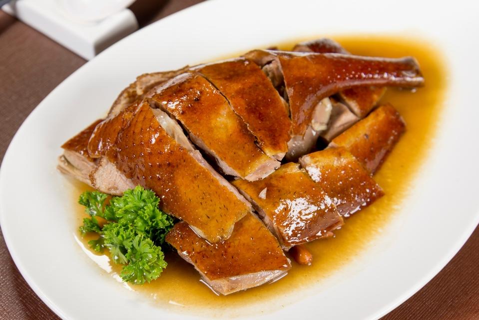 Çin Mutfağı - Pekin Ördeği