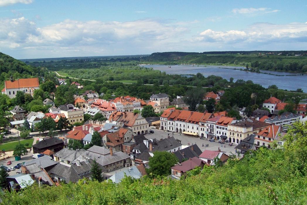 Z cyklu ciekawe miejsca w Polsce - Kazimierz Dolny