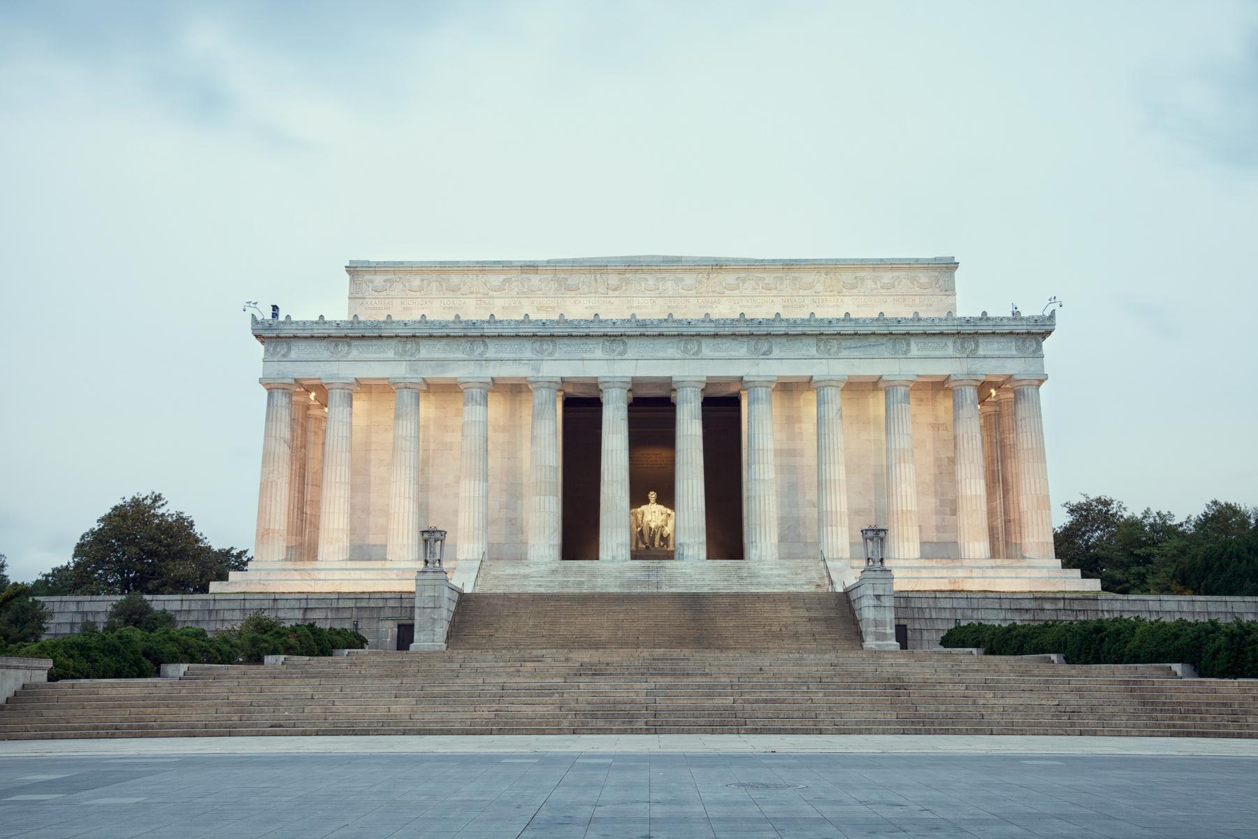 Washington DC rules and staycation idea