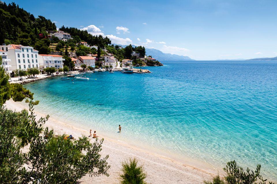 Le 10 spiagge più belle della Croazia da vedere questa