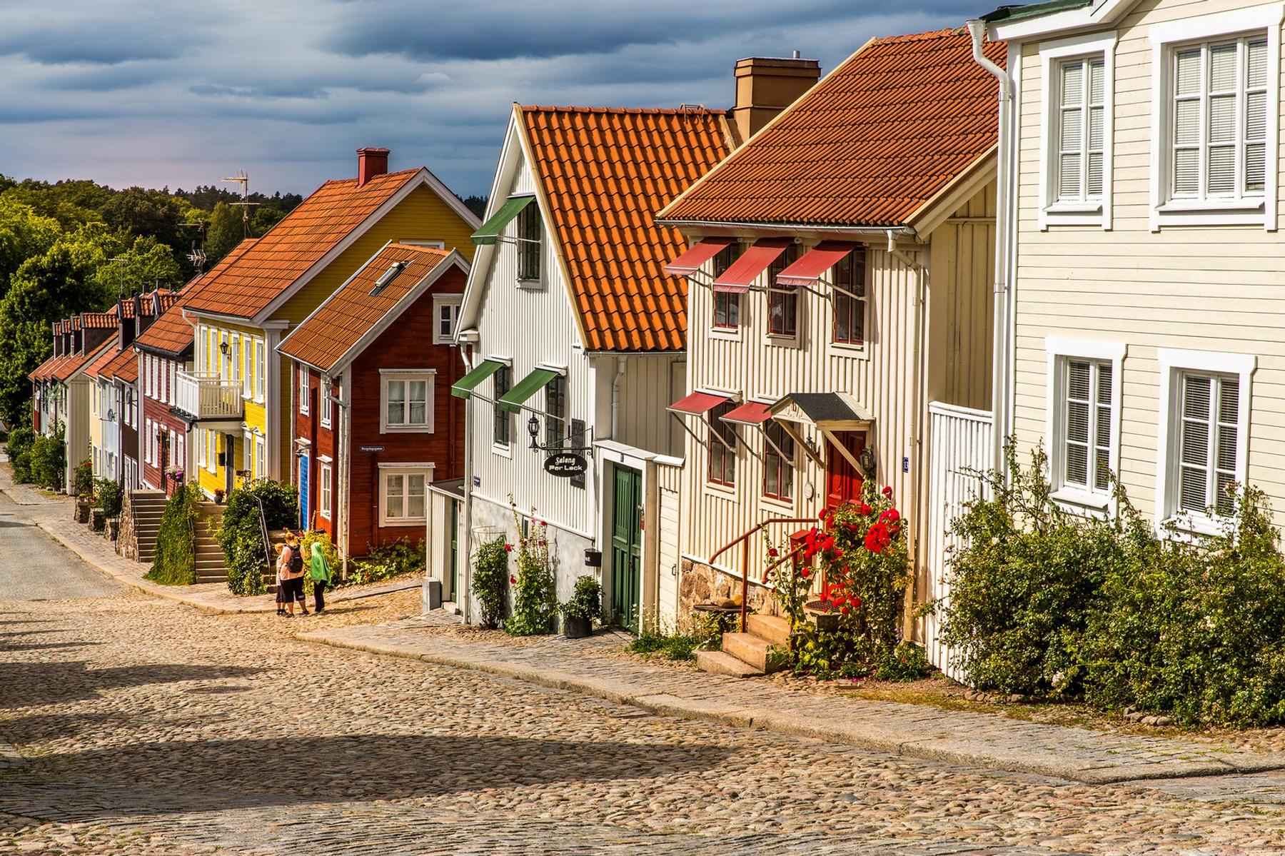 Куда поехать на отдых с детьми: дешевые билеты в Швецию