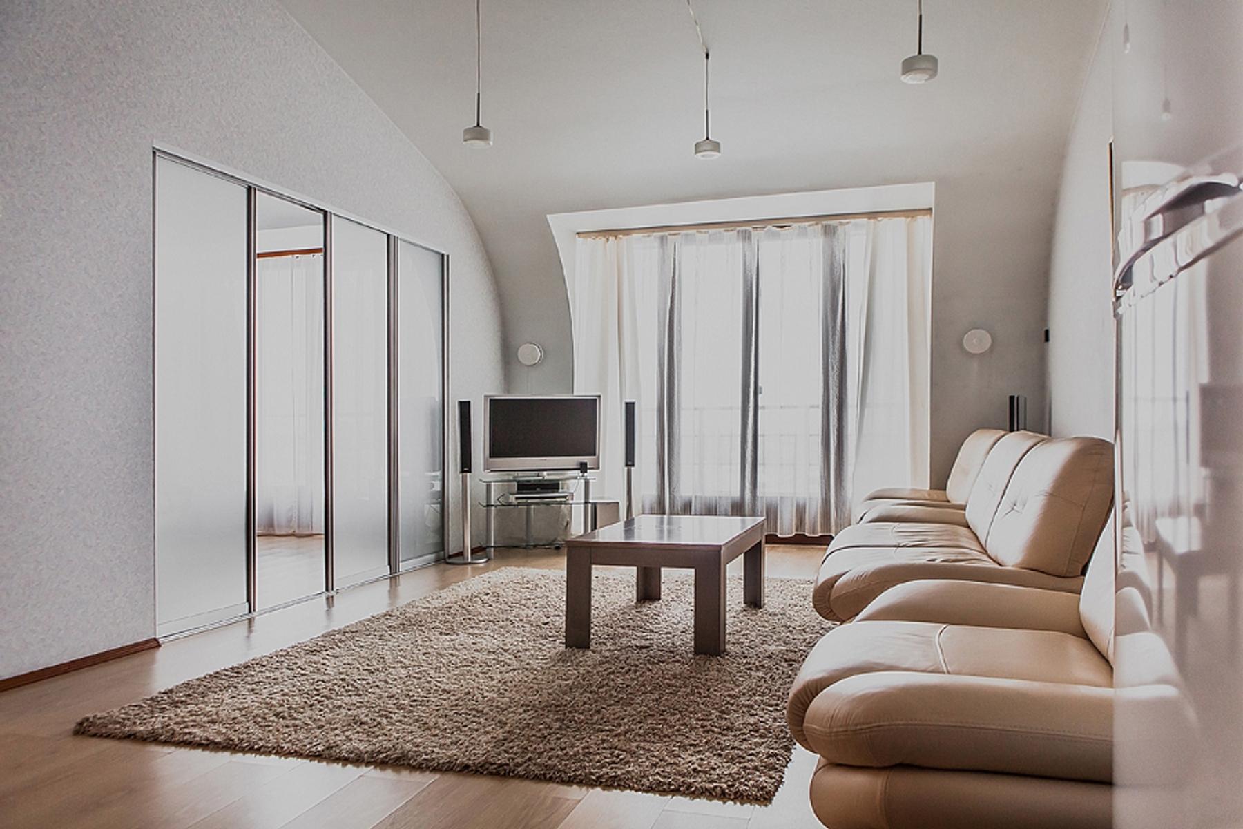 Уютный номер отеля «Беловодье»