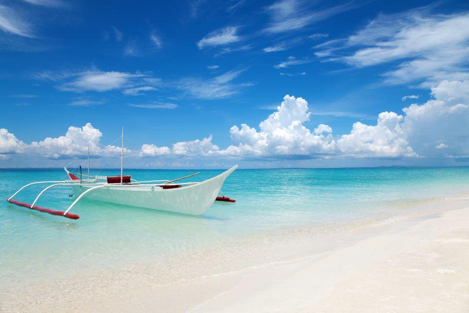 Die schönsten Inseln der Philippinen: Bantayan, Zentral-Visayas