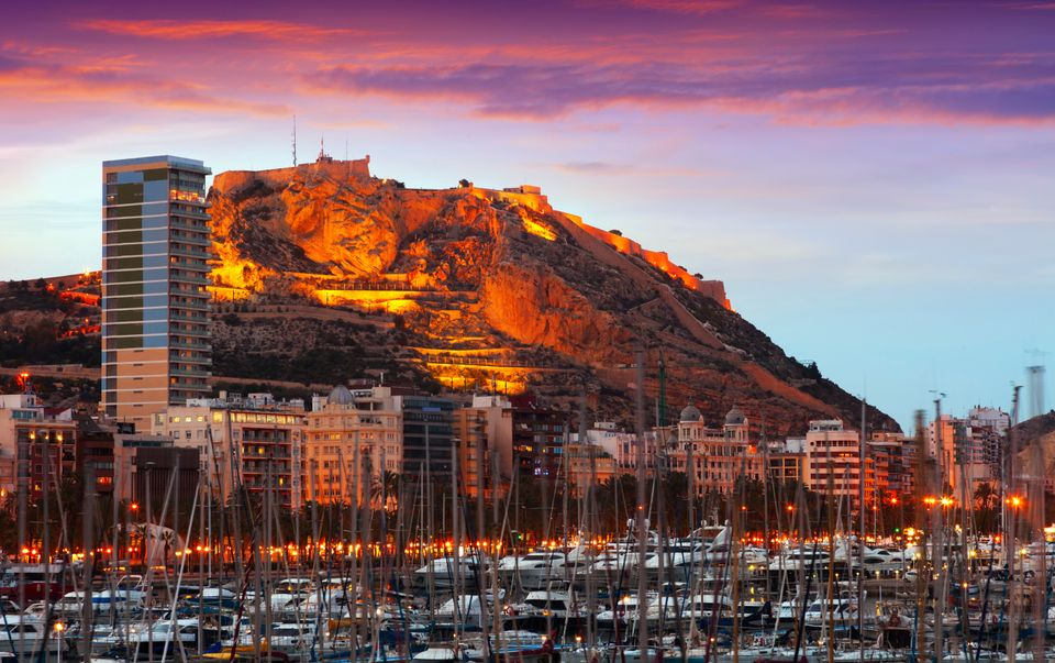Visiting Santa Barbara Castle is one of the top 10 things to do in Alicante