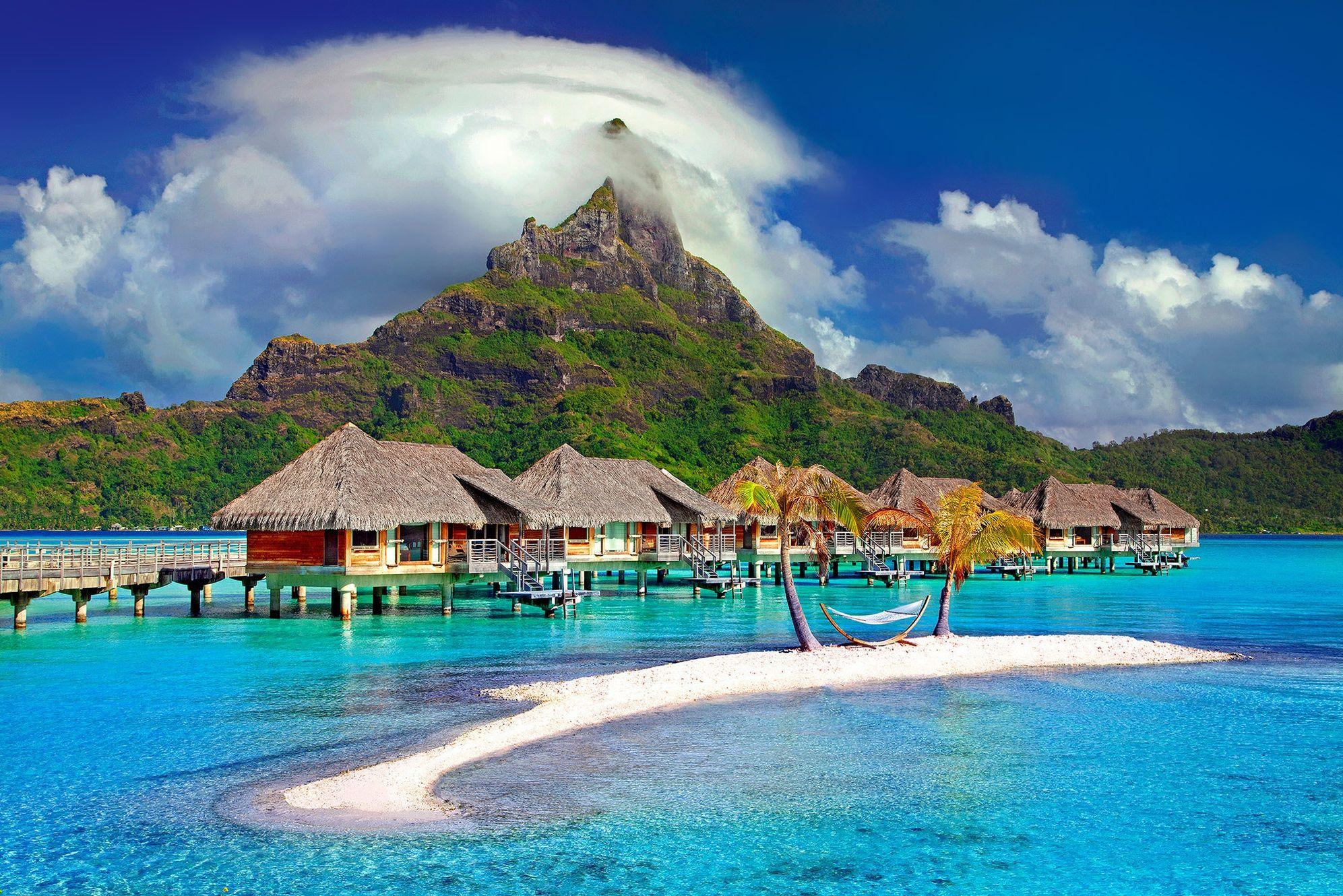 Isole Tropicali Bora Bora