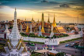 Grand Palace Bangkok - בנגקוק