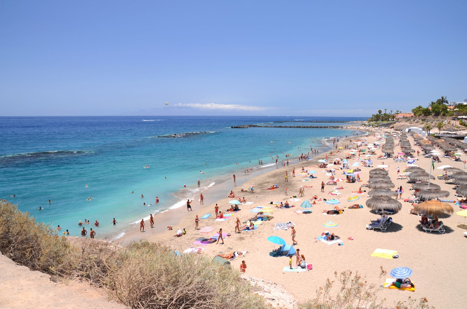 best beaches in canary islands tenerife