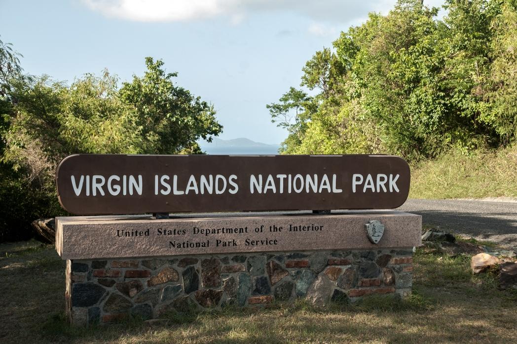 Isole Vergini: parchi naturali