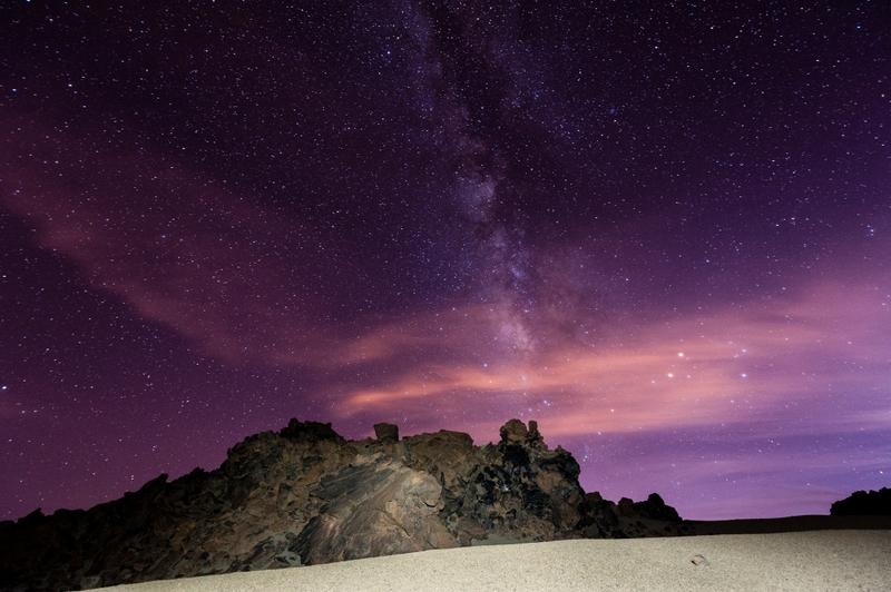 Vulcano del Teide