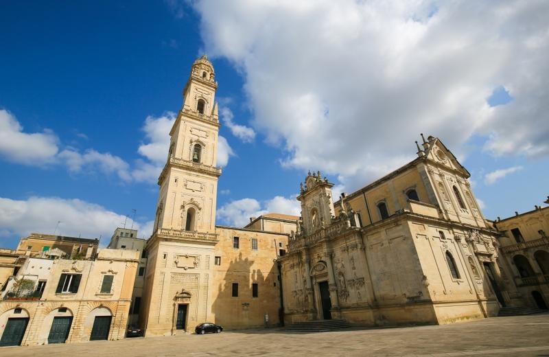 Cosa vedere a Lecce: Piazza Duomo