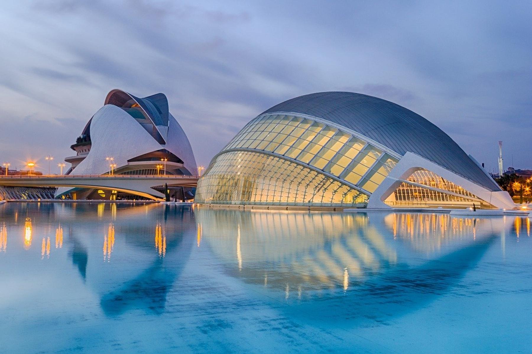 Ciudad de las Artes y las Ciencias que ver en Valencia