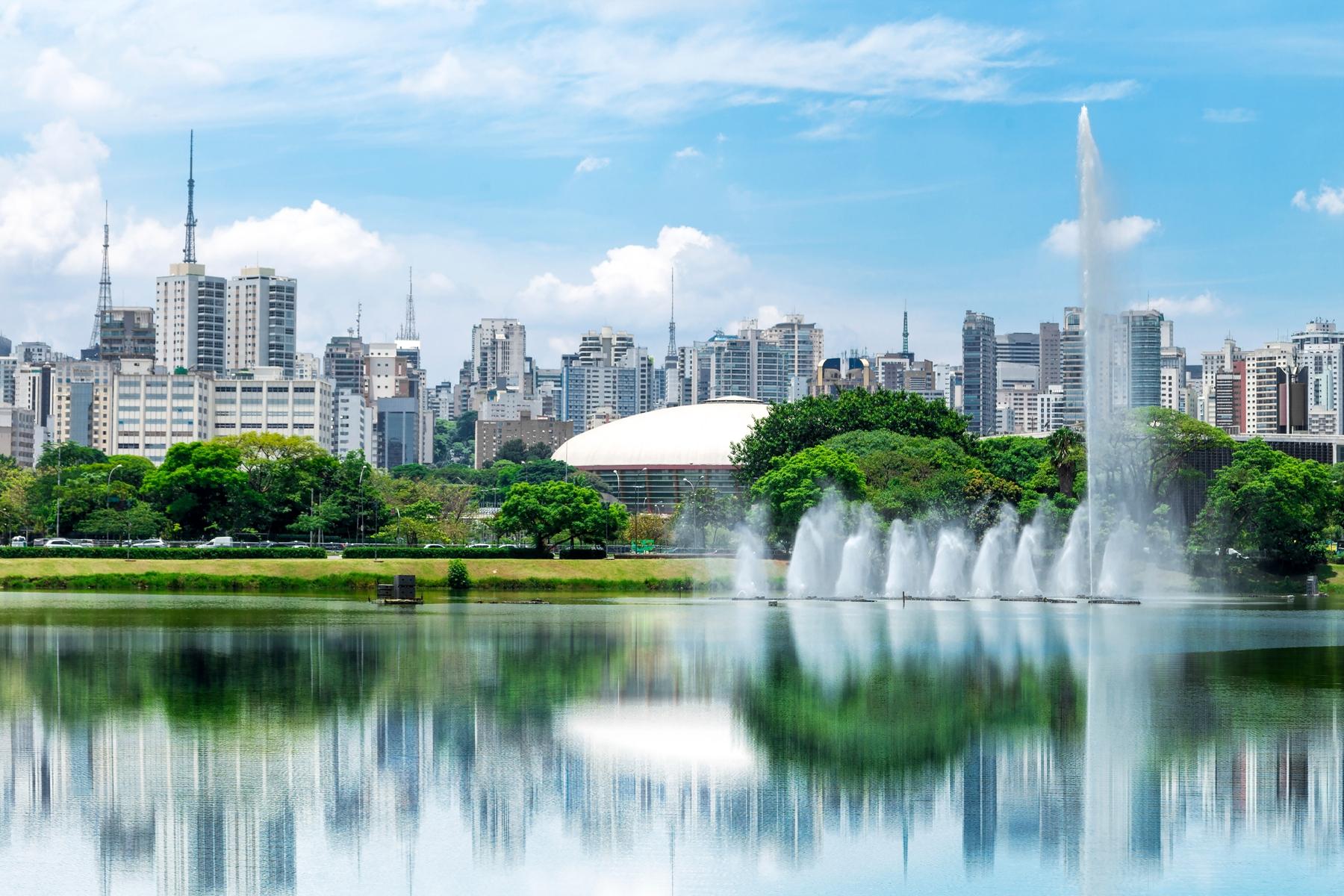 Vakantie São Paulo Brazilië