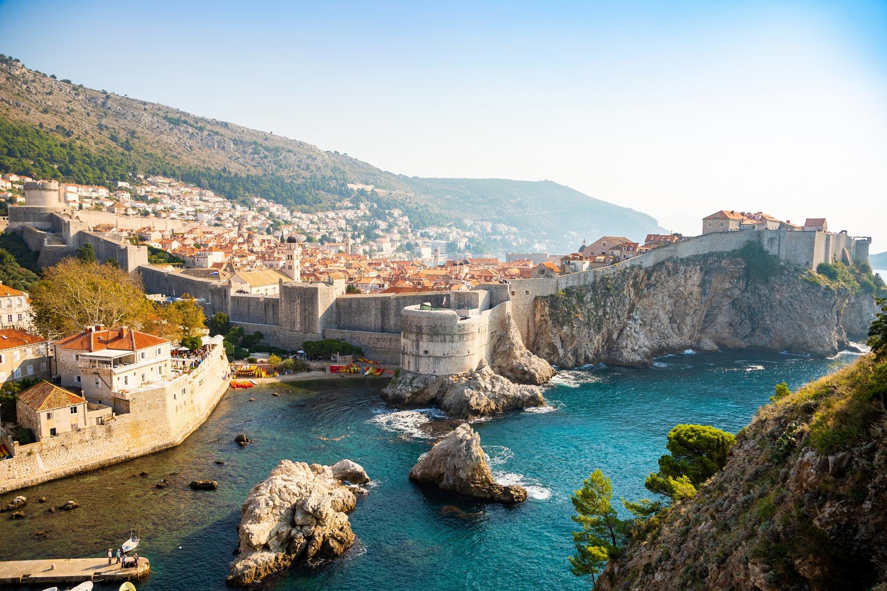 Dubrovnik, in Croatia, is great in September