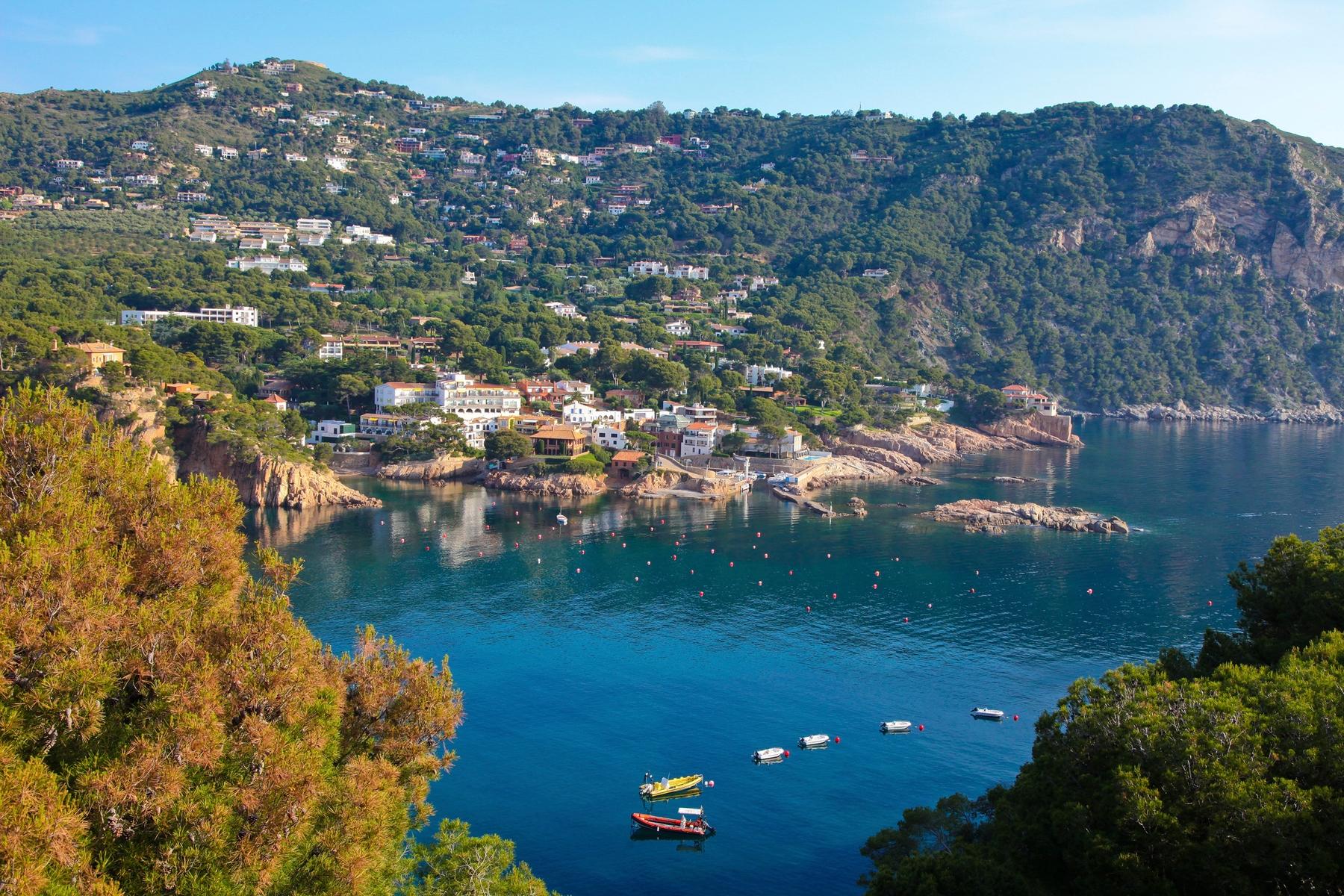 Los 20 rincones más bonitos de Cataluña: Begur
