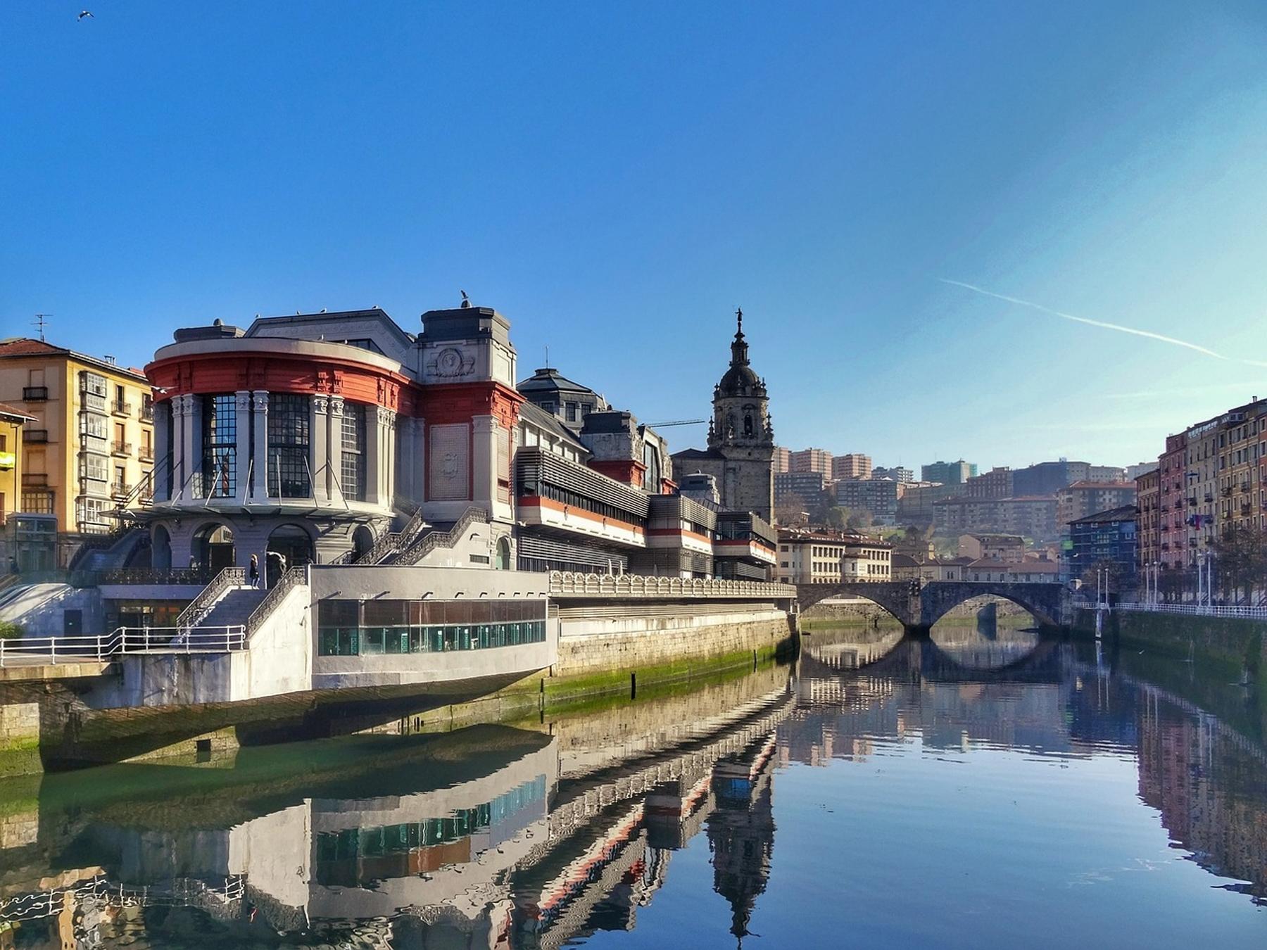 Iglesia de San Antón Bilbao