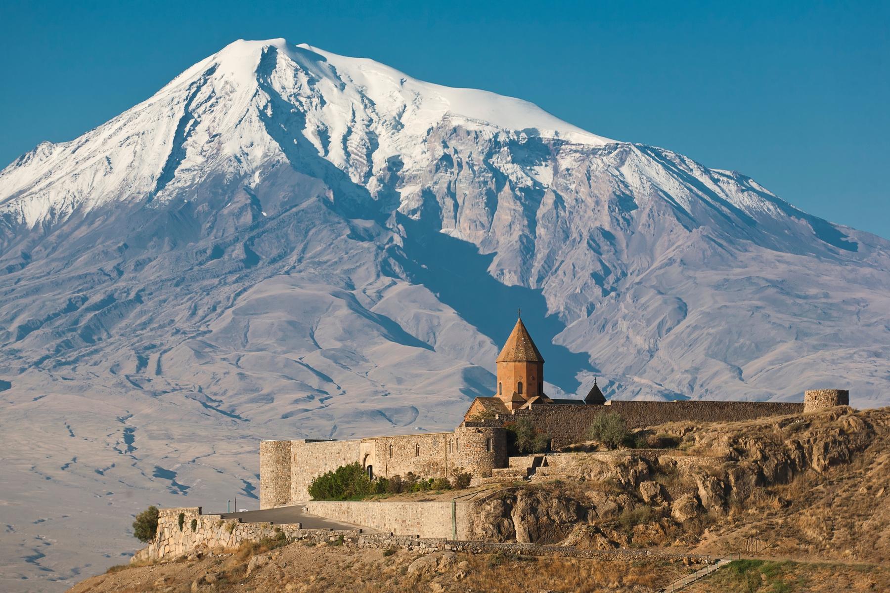 visitez l'Arménie en 2020